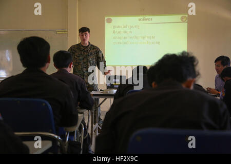 Sgt. Augustin Romero, a Chemical Biological Radiological Nuclear (CBRN) Assessment and Consequence Management (ACM) - Stock Photo