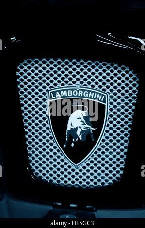 Photo Tractor Lamborghini Year 1958 Sign Symbol Emblem Stock