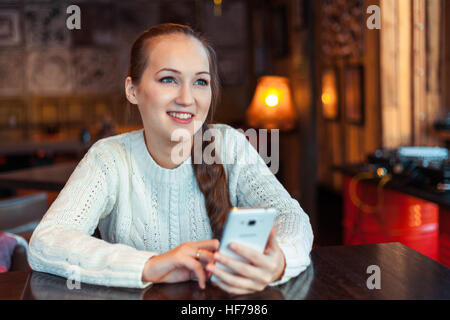 Woman working on laptop - Stock Photo