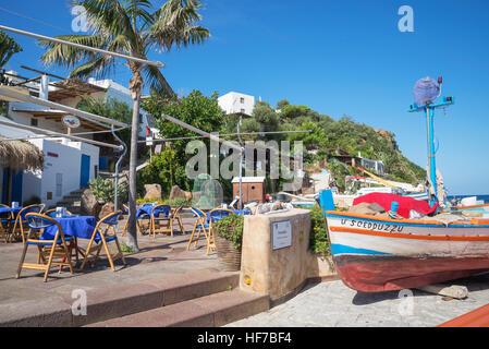 Panarea, Aeolian Islands, Sicily, Italy, Europe, - Stock Photo
