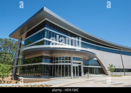 Marshall's Newest Green Facility, Building 4260, Opens Marshall's Newest Green Facility, Building 4260, Opens 26564522582 - Stock Photo