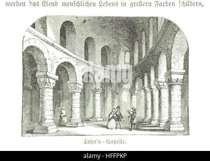 Image taken from page 133 of 'Zehn Bilder aus Süd-England oder: Wanderungen und Betrachtungen eines Katholiken, - Stock Photo