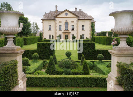 Dorset UK Thornhill Park A Classical 18th Century Palladian House Garden And Parkland Near Sturminster Newton