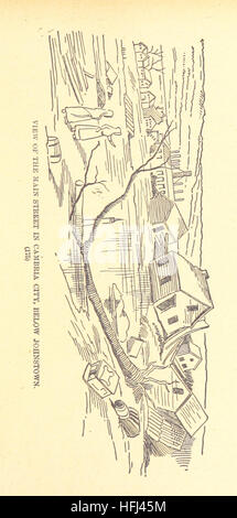History of the Great Flood in Johnstown, Pa., May 31, 1889, etc Image taken from page 203 of 'History of the Great - Stock Photo
