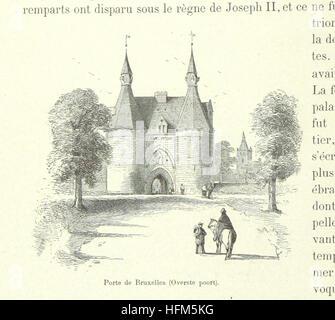 Image taken from page 308 of 'La Belgique illustrée, ses monuments, ses paysages, ses œuvres d'art. Publiée sous - Stock Photo