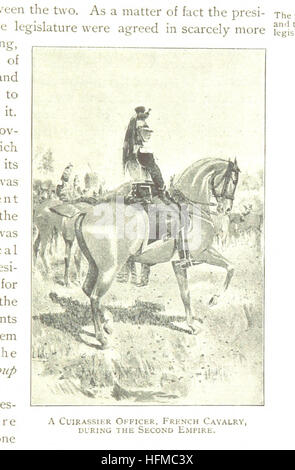Image taken from page 335 of '[The Growth of the French Nation.]' Image taken from page 335 of '[The Growth of the - Stock Photo
