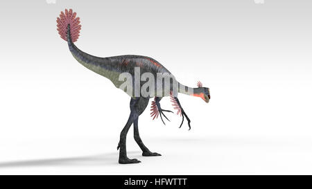 3d illustration of the gigantorator isolated on white - Stock Photo
