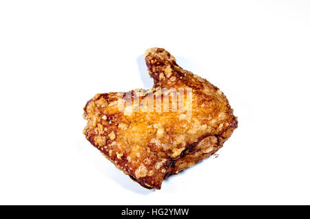 Taiwan fried chicken leg - Stock Photo