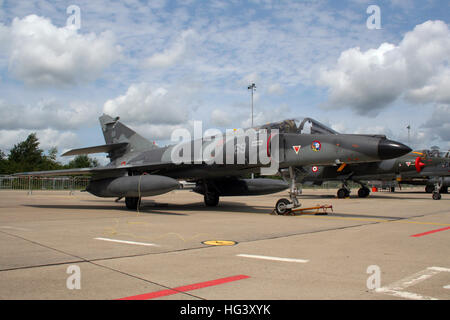 French Navy Dassault Super Etendard - Stock Photo