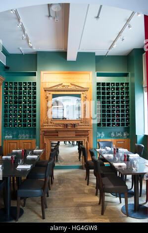 A Private Dining Room At Brigade Bar And Bistro In London Tooley Street
