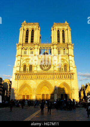 Our Lady of Paris - Stock Photo