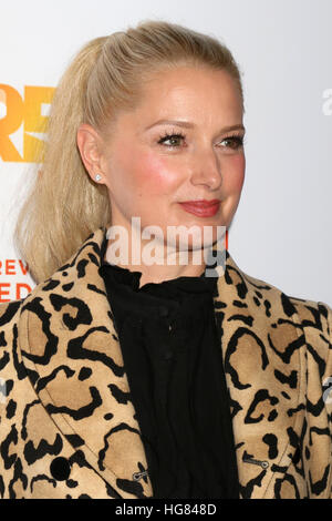 TrevorLIVE Los Angeles 2016 at the Beverly Hilton Hotel in Beverly Hills  Featuring: Katherine LaNasa Where: Beverly - Stock Photo