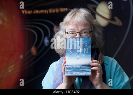 Joan Lennon, children's and young adult sci-fi and fantasy author. - Stock Photo