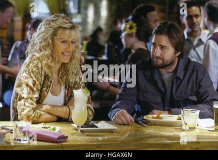 ENLIGHTENED HBO Entertainment TV series with Laura Dern and Luke Wilson in a 2011 episode - Stock Photo