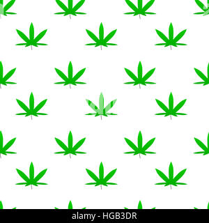 weed leaf template - green medical seamless pattern stock photo royalty free