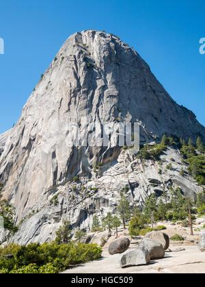 Liberty Cap, Yosemite National Park - Stock Photo