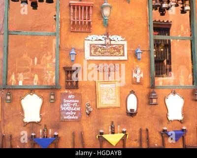 Old City, Cartagena, Colombia - Stock Photo