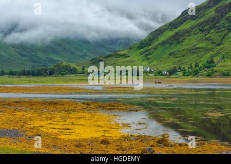 Scotland, Hebrides archipelago, Isle of Skye - Stock Photo