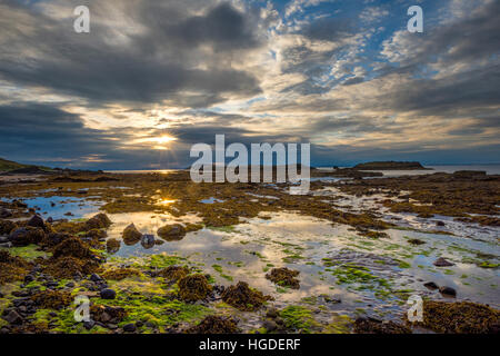 UK, Scotland, East Lothian, North Berwick, - Stock Photo