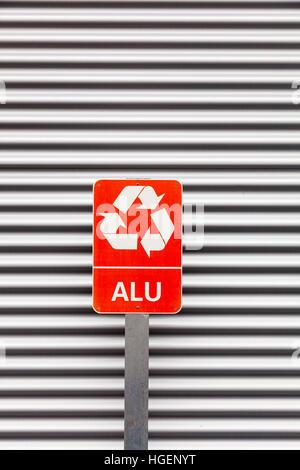 Sorting And Recycling Of Aluminum Aluminium Stock Photo 29088849