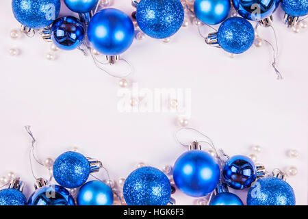 Holiday decorations for Christmas - Stock Photo