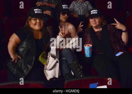 Los Angeles, USA. 9th Jan, 2017. Atmosphere at the 'Wayne's World' 25th Anniversary Panel Discussion at the Grove - Stock Photo