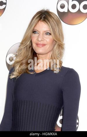 pasadena ca 10th jan michelle stafford at arrivals for tca winter