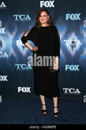 11th Jan, 2017. Natalie Martinez at the Fox Winter TCA 2017 All-Star ...