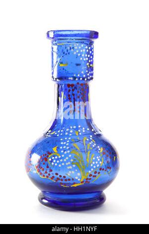 vase isolated on white background - Stock Photo
