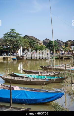 Hoi An, Vietnam - Stock Photo