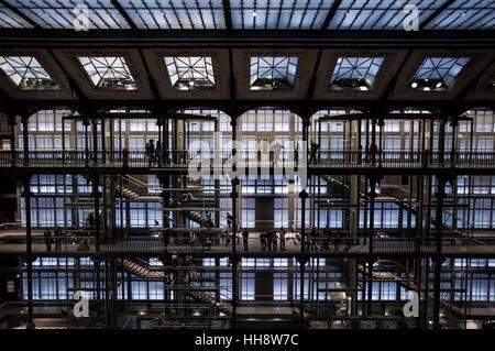 National Museum of Natural History, interior, Paris, France - Stock Photo
