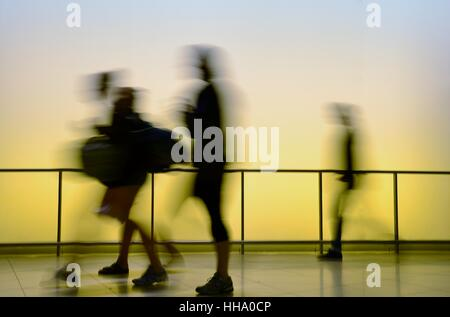 young people traveling - Stock Photo