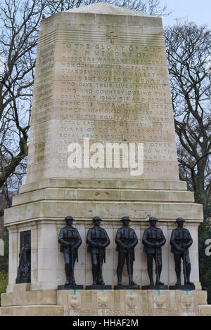 monument, memorial, household, park, stone, horse, statue, guard, attraction, - Stock Photo