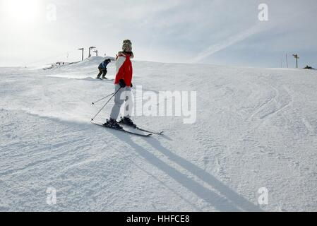 winter, snow, coke, cocaine, material, drug, anaesthetic, addictive drug, - Stock Photo