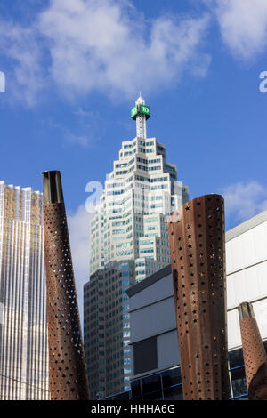 The td canada trust tower on the brookfield place - Td canada trust toronto head office ...