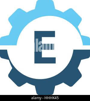 gear solution logo initial m stock vector art illustration vector rh alamy com hhh login hhs logon