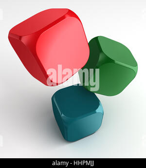 blue, office, object, spare time, free time, leisure, leisure time, game, - Stock Photo