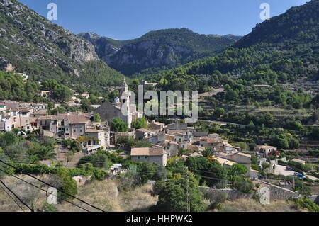 mallorca, balearic islands, place, community, village, market town, isle, - Stock Photo