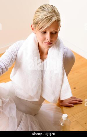 woman, skirt, beautiful, beauteously, nice, sport, sports, colour, lifestyle, - Stock Photo