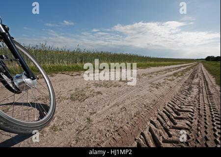 sandweg - Stock Photo