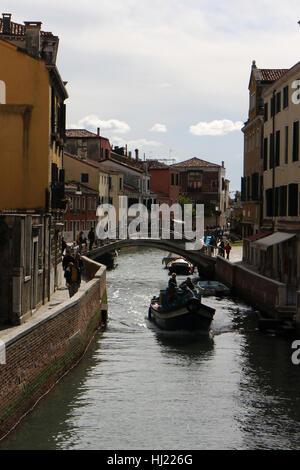 Venice Italy - Stock Photo