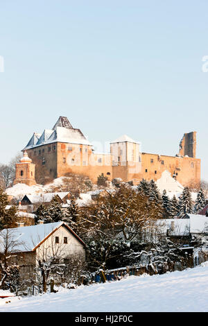 europe, style of construction, architecture, architectural style, castle, - Stock Photo