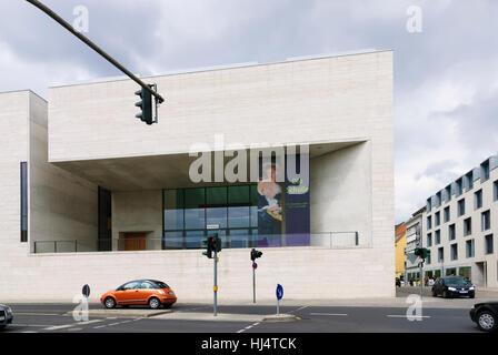 Schweinfurt: Museum Georg Schäfer, Unterfranken, Lower Franconia, Bayern, Bavaria, Germany - Stock Photo