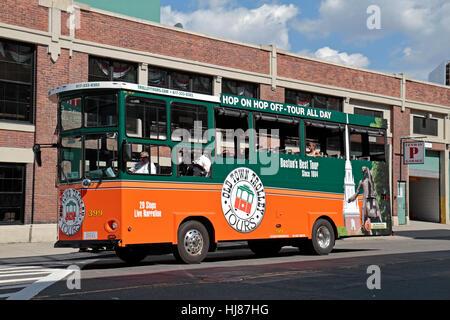 Trolley Tours Boston Ma