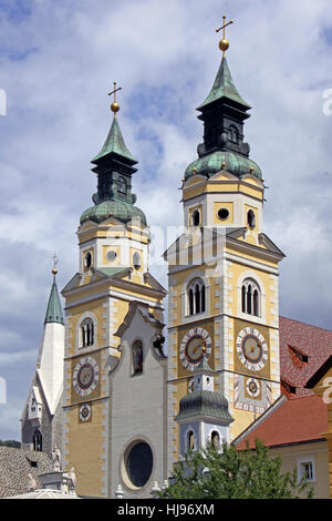 cathedral, south tyrol, basilica, italy, church, heaven, paradise, cathedral, - Stock Photo