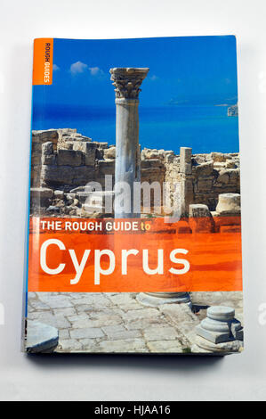 Rough Guide to Cyprus - Stock Photo
