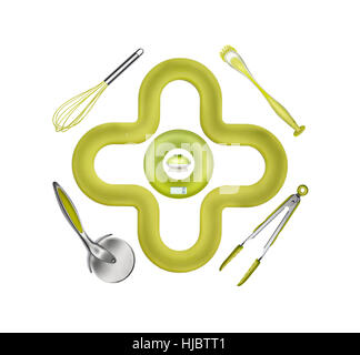 Kitchen Utensils - Stock Photo