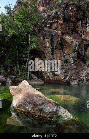 national park, tourism, australia, waterfall, cockatoo, wild, tourism, waves, - Stock Photo