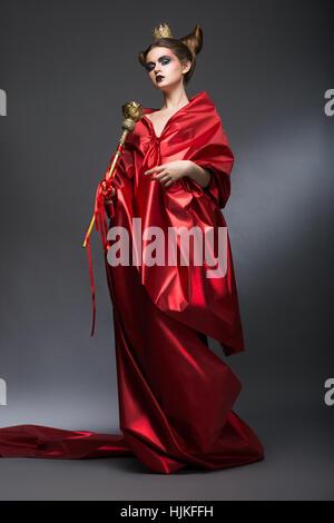 woman, religion, religious, antique, person, fantasy, ghost, halloween, - Stock Photo