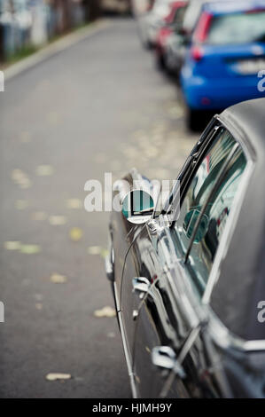 american, car, automobile, vehicle, means of travel, motor vehicle, clasic, - Stock Photo